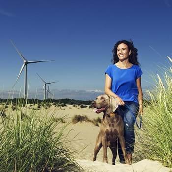 100% groene stroom uit Nederland en Europa